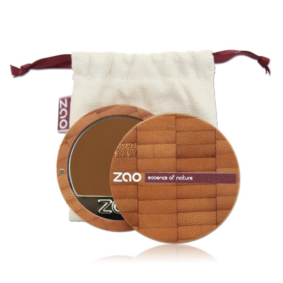 ZAO Kompaktní make-up 737 Bronze 6 g bambusový obal