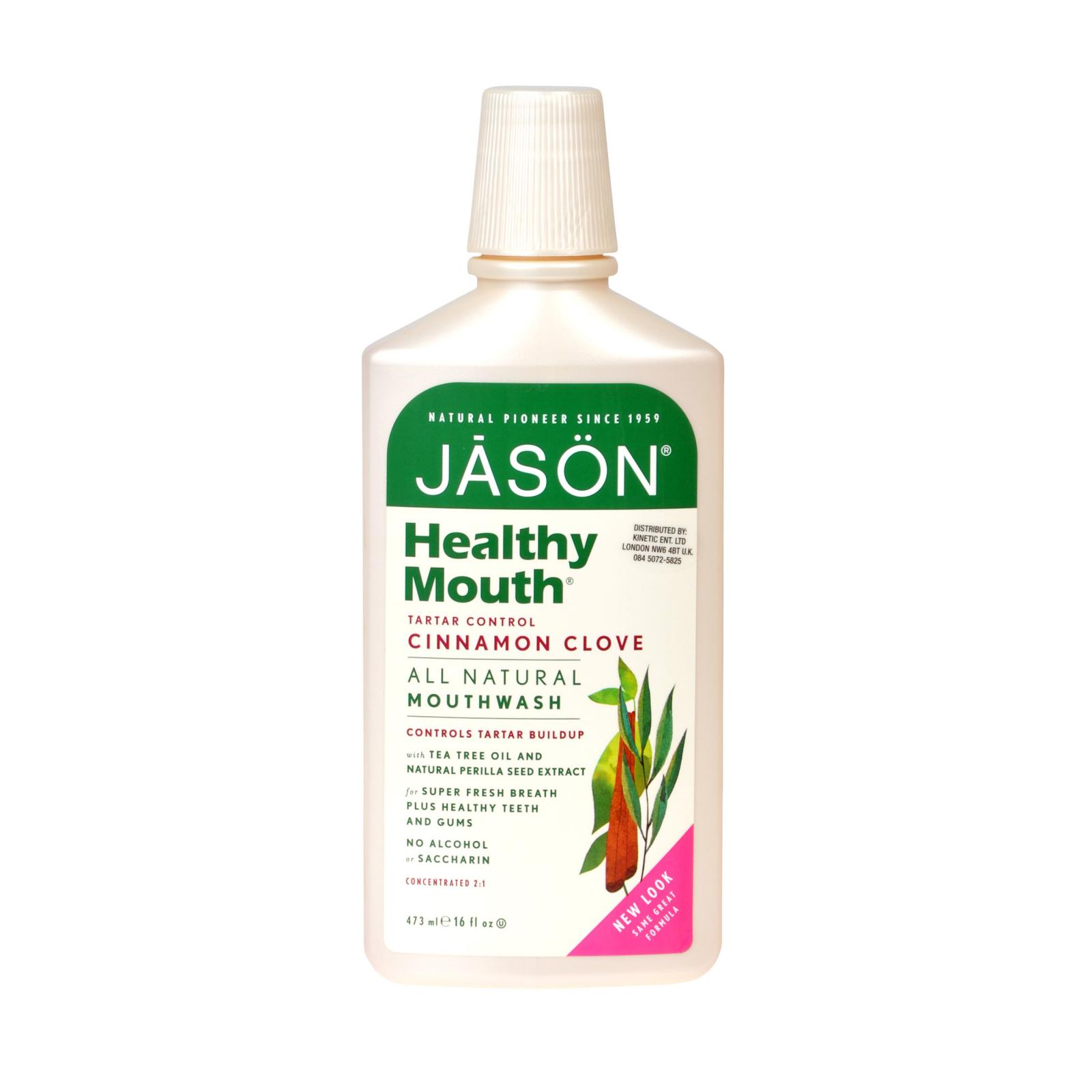 Jason Ústní voda Healthy Mouth 473 ml