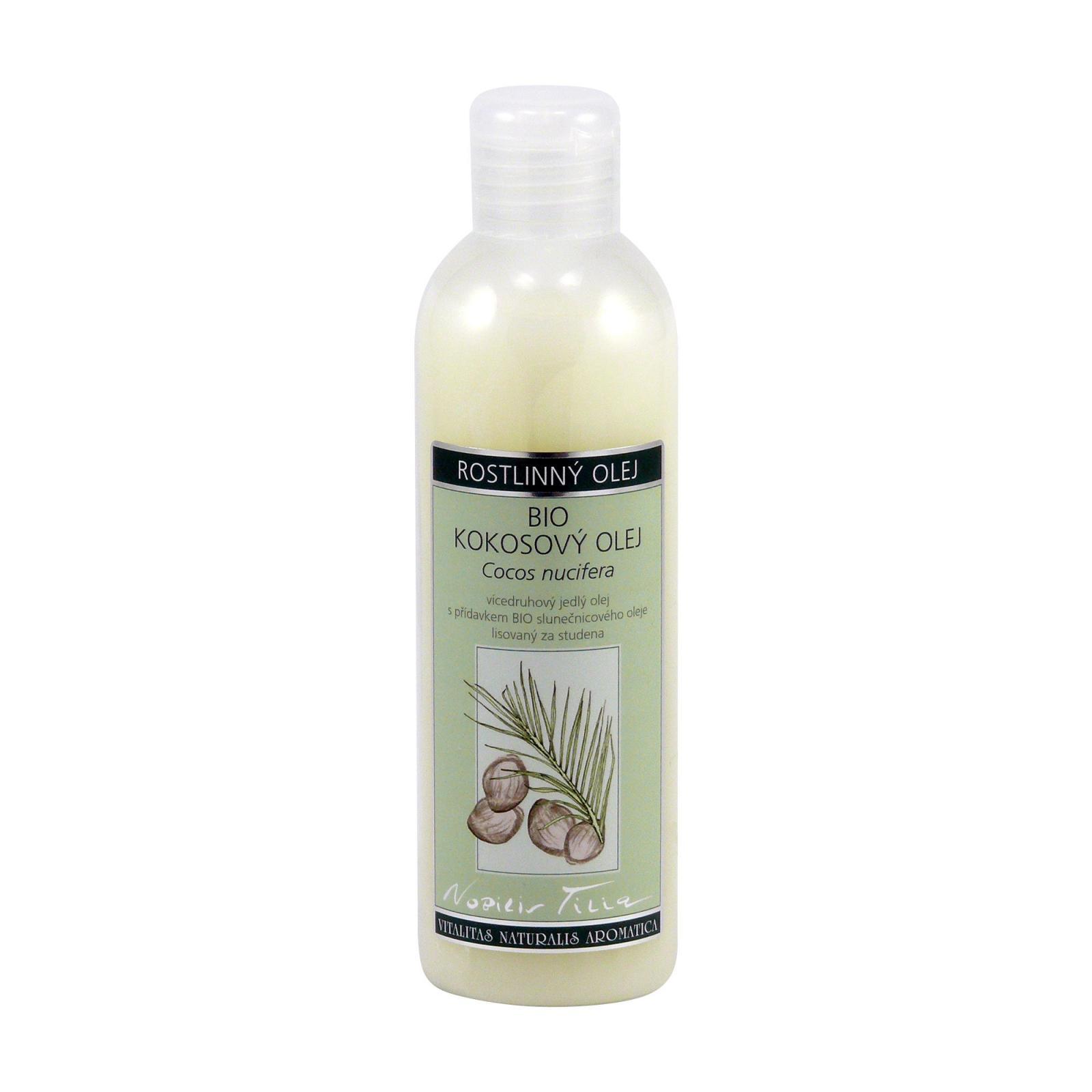 Nobilis Tilia Kokosový olej, bio 200 ml