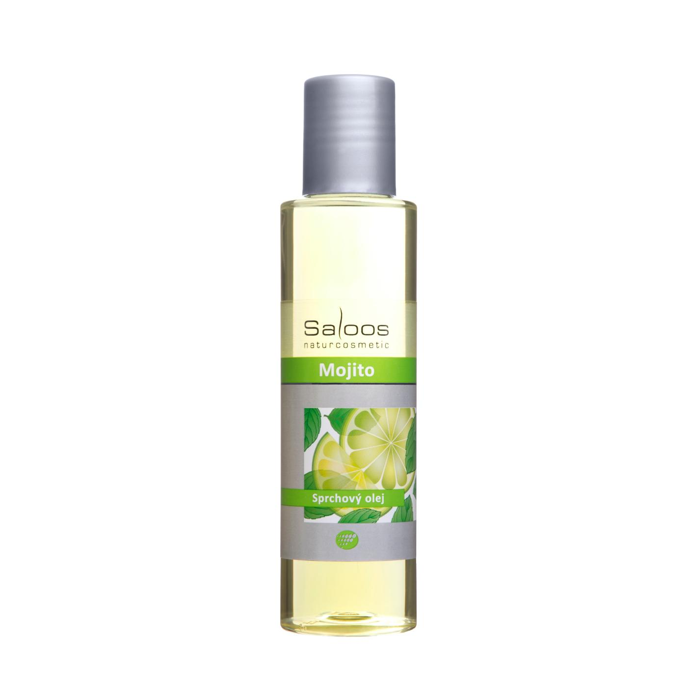 Saloos Sprchový olej mojito 125 ml
