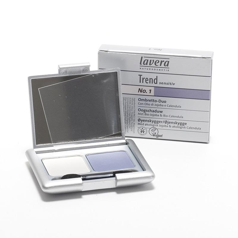 Lavera Výprodej Oční stíny 1, Trend Sensitiv 3,6 g