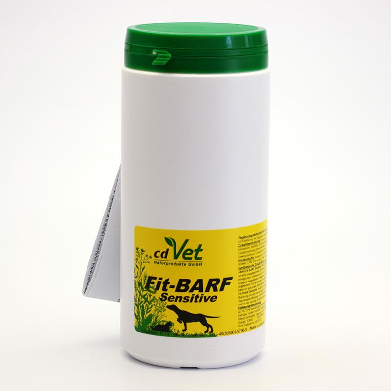 CdVet Doplněk výživy pro psy a kočky Fit Barf Sensitive 700 g