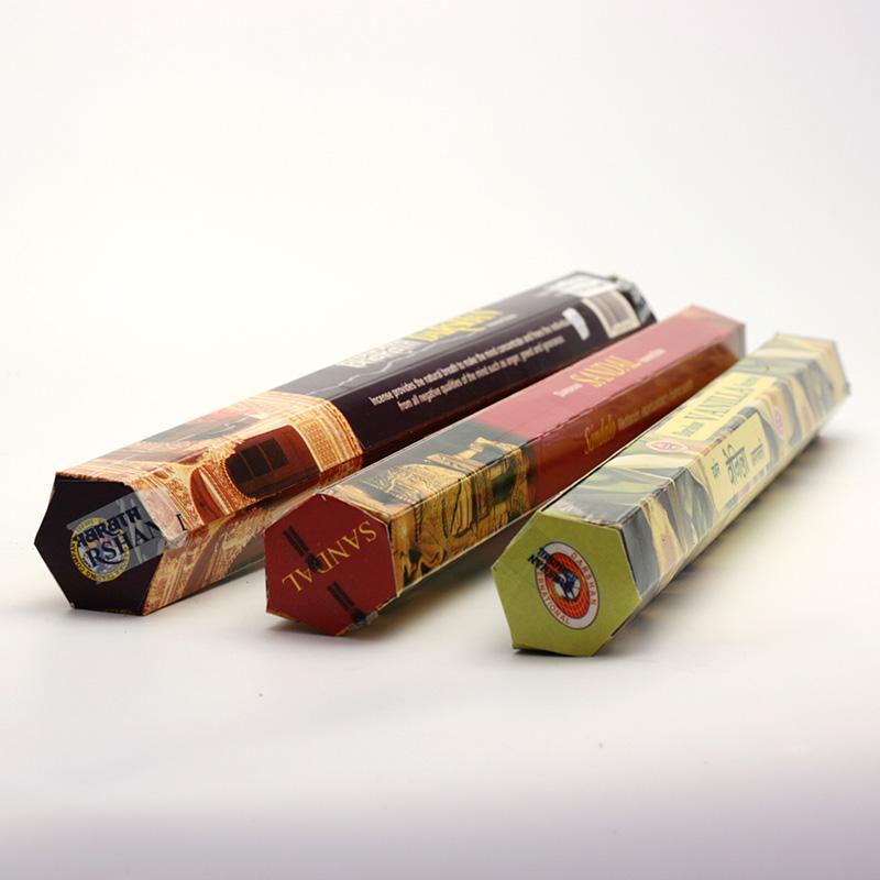 Hem Vonné tyčinky indické Vanilla Orange 20 - 30 ks