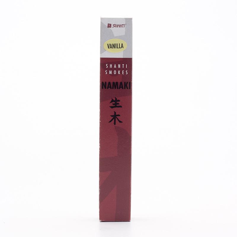 Namaki Vonné tyčinky japonské Vanilla 10 ks