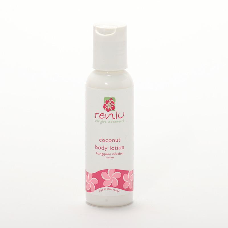 Reniu Fiji Tělové mléko, plumérie 59 ml