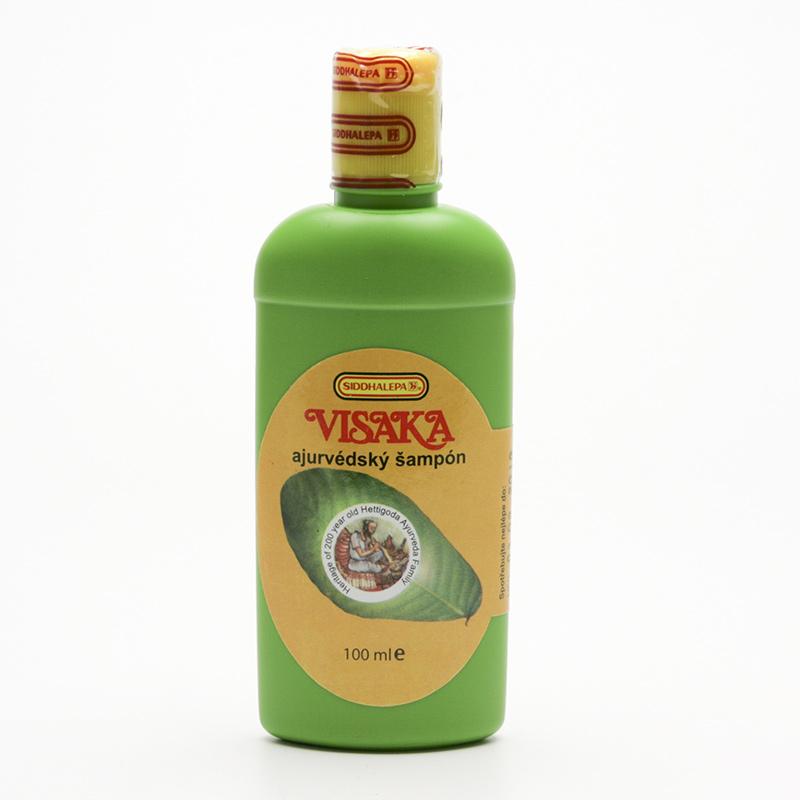 Siddhalepa Šampon ayurvédský Visaka 100 ml