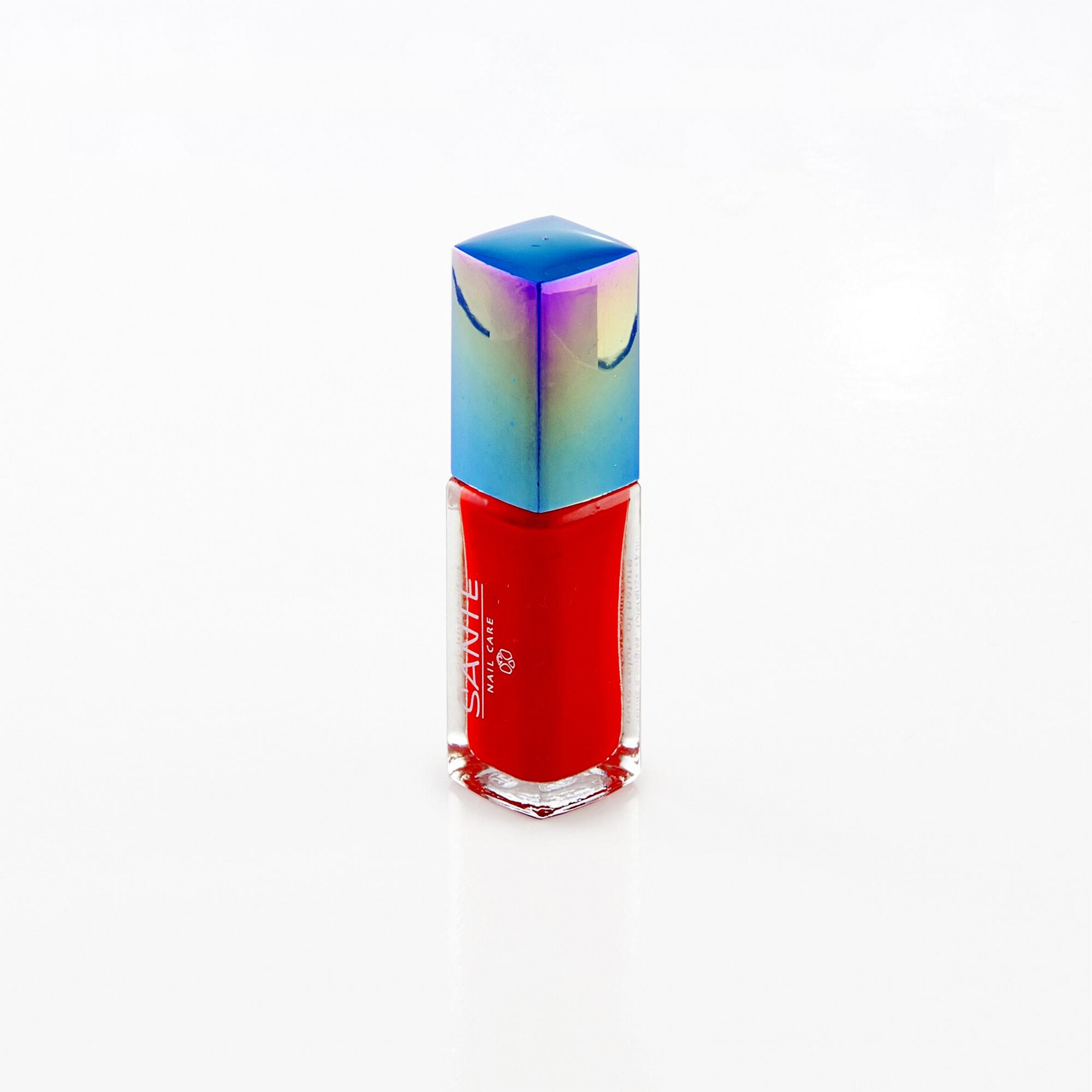 Santé Lak na nehty 16, warm red 7 ml