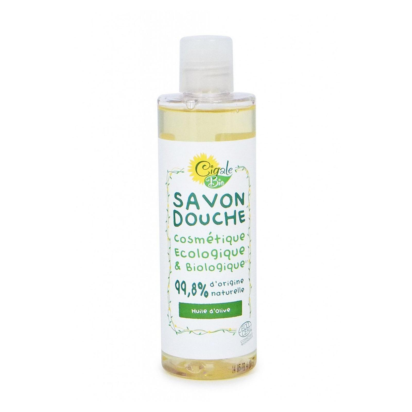 Cigale BIO Sprchový gel s olivovým olejem 250 ml