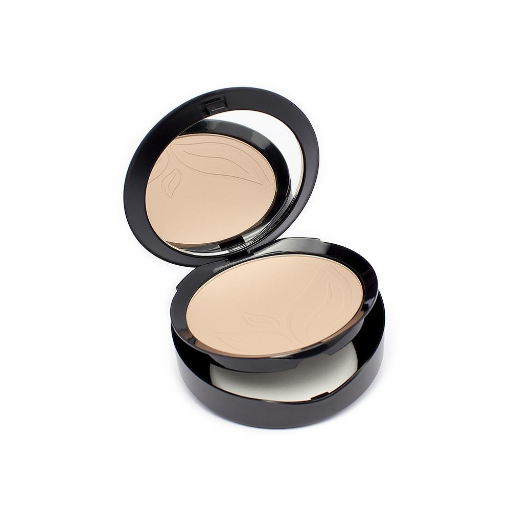 puroBIO cosmetics Kompaktní make-up 04 s SPF 10 9 g