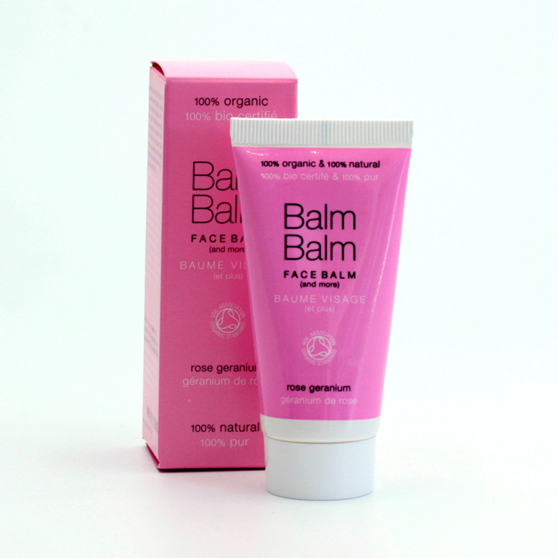 Balm Balm x Balzám pleťový geránium 30 ml