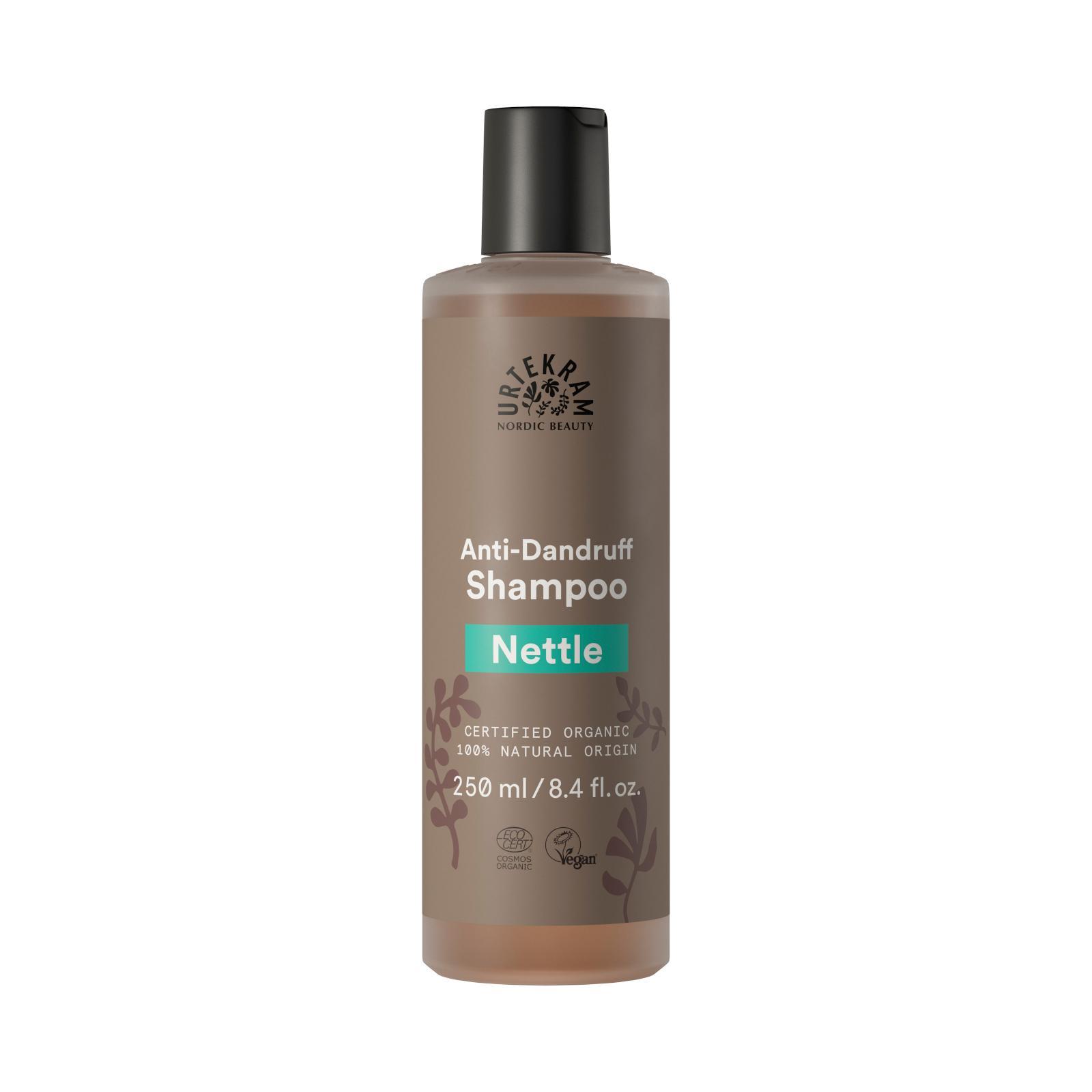 Urtekram Šampon kopřivový proti lupům 250 ml