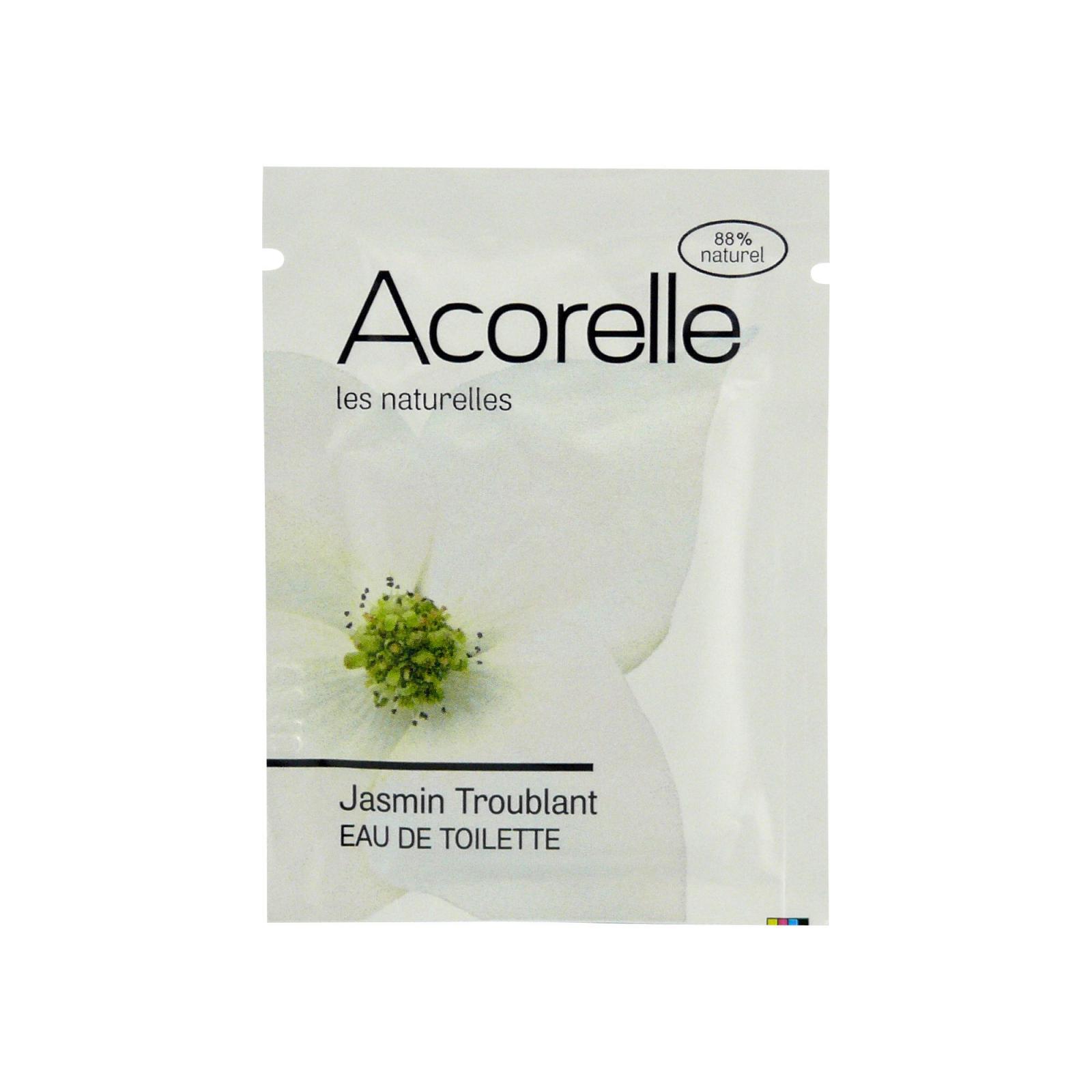 Acorelle Toaletní voda Jasmín 3 ml, vonný kapesník