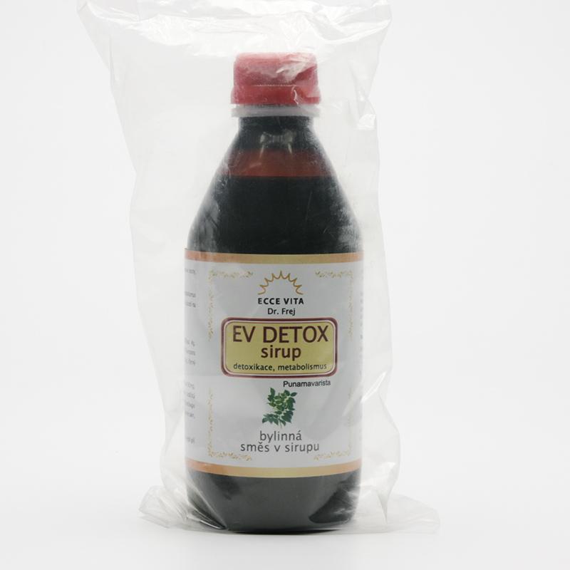 Ecce Vita EV Detox, sirup 250 ml
