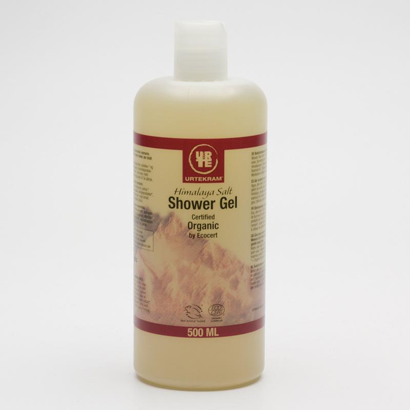 Urtekram Sprchový gel himalájská sůl 500 ml