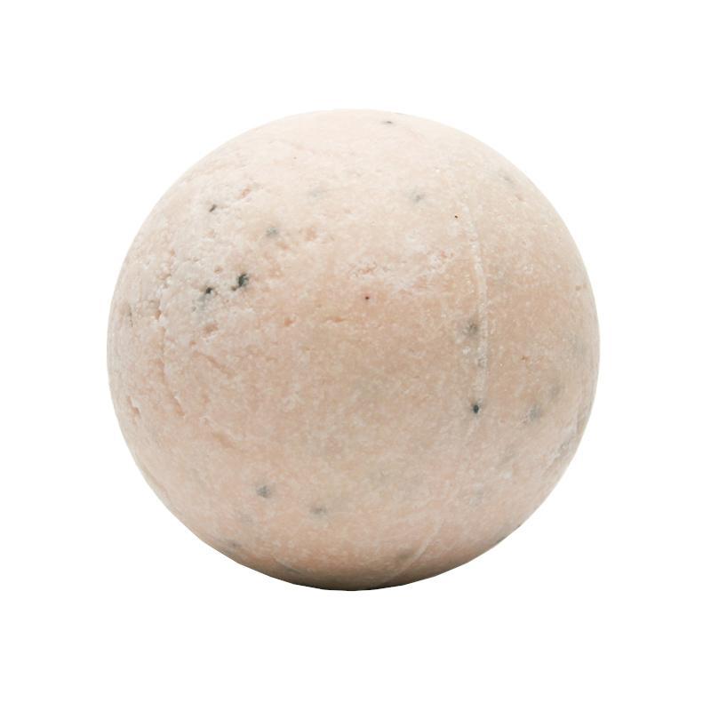 Ceano Cosmetics Krémová kulička do koupele jahoda 1 ks, 50 g