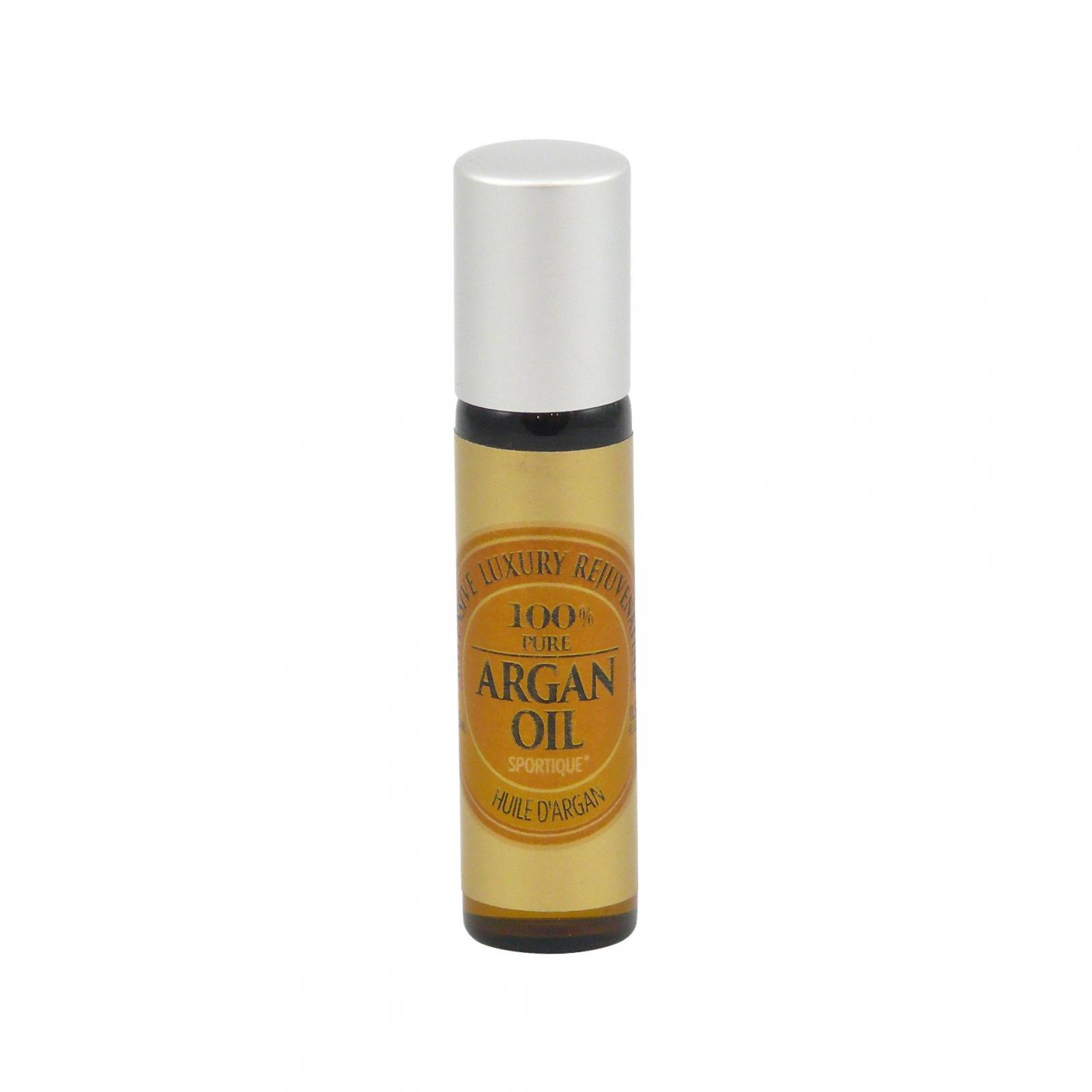 Sportique Arganový olej 15 ml roll-on