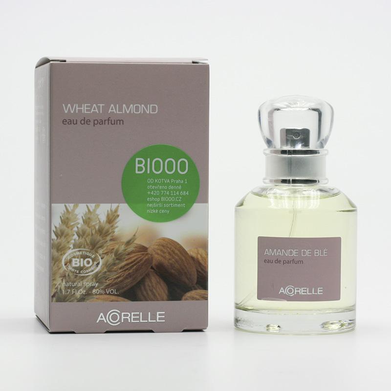 Acorelle Parfémová voda Mandlové obilí - vyřazeno 50 ml