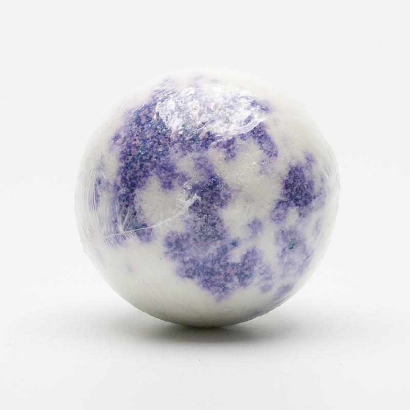 Ceano Cosmetics Šumivá koule do koupele borůvka 1 ks, 125 g