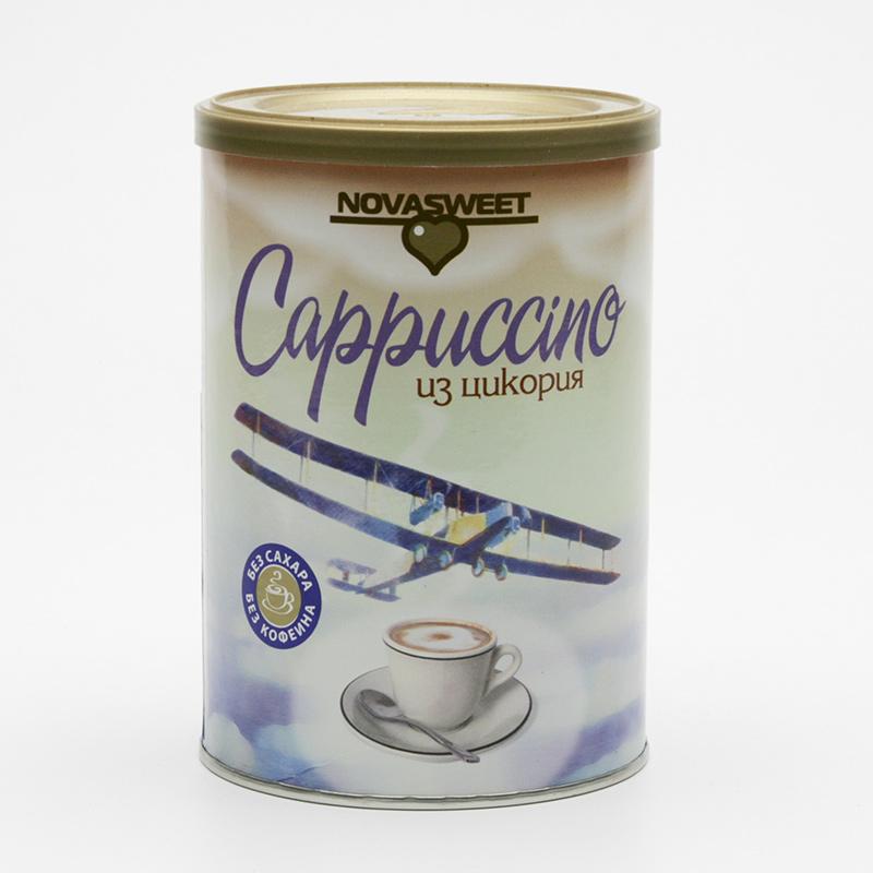 ostatní Cappuccino z čekanky bez cukru, Chikoroff 200 g