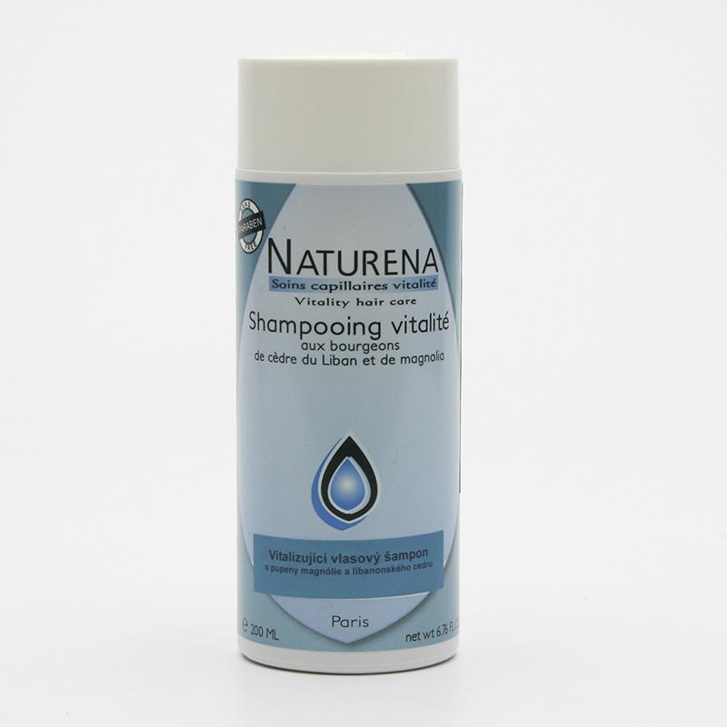 Henné Color Vitalizující šampon, Naturena 200 ml