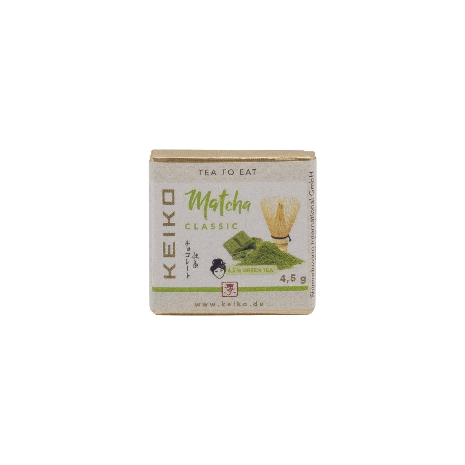 Keiko Čokoláda se zeleným čajem Green Kiss 5 g
