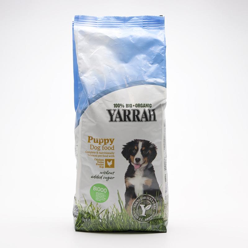 Yarrah Granule pro štěňata 1 kg