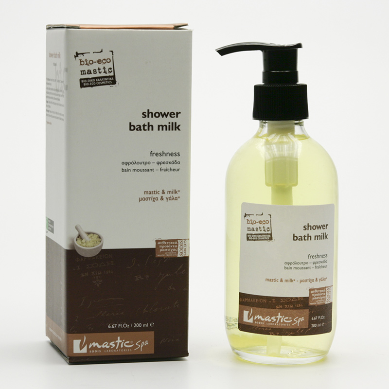 Mastic spa Sprchové mléko 200 ml