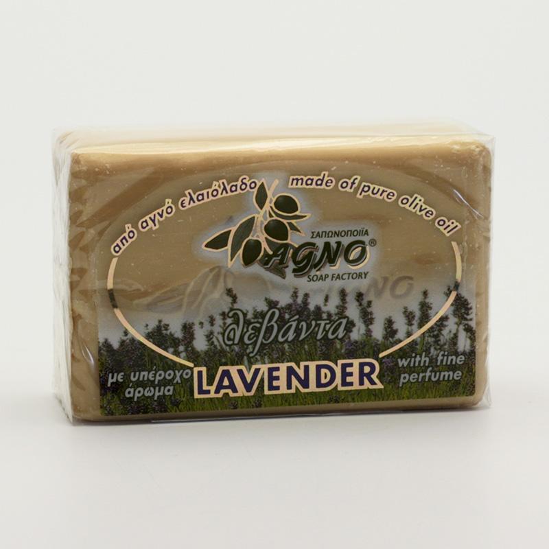 Agno Mýdlo olivové levandule 125 g