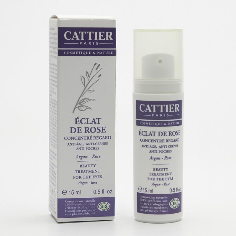 Cattier Oční krém Anti-Age 15 ml