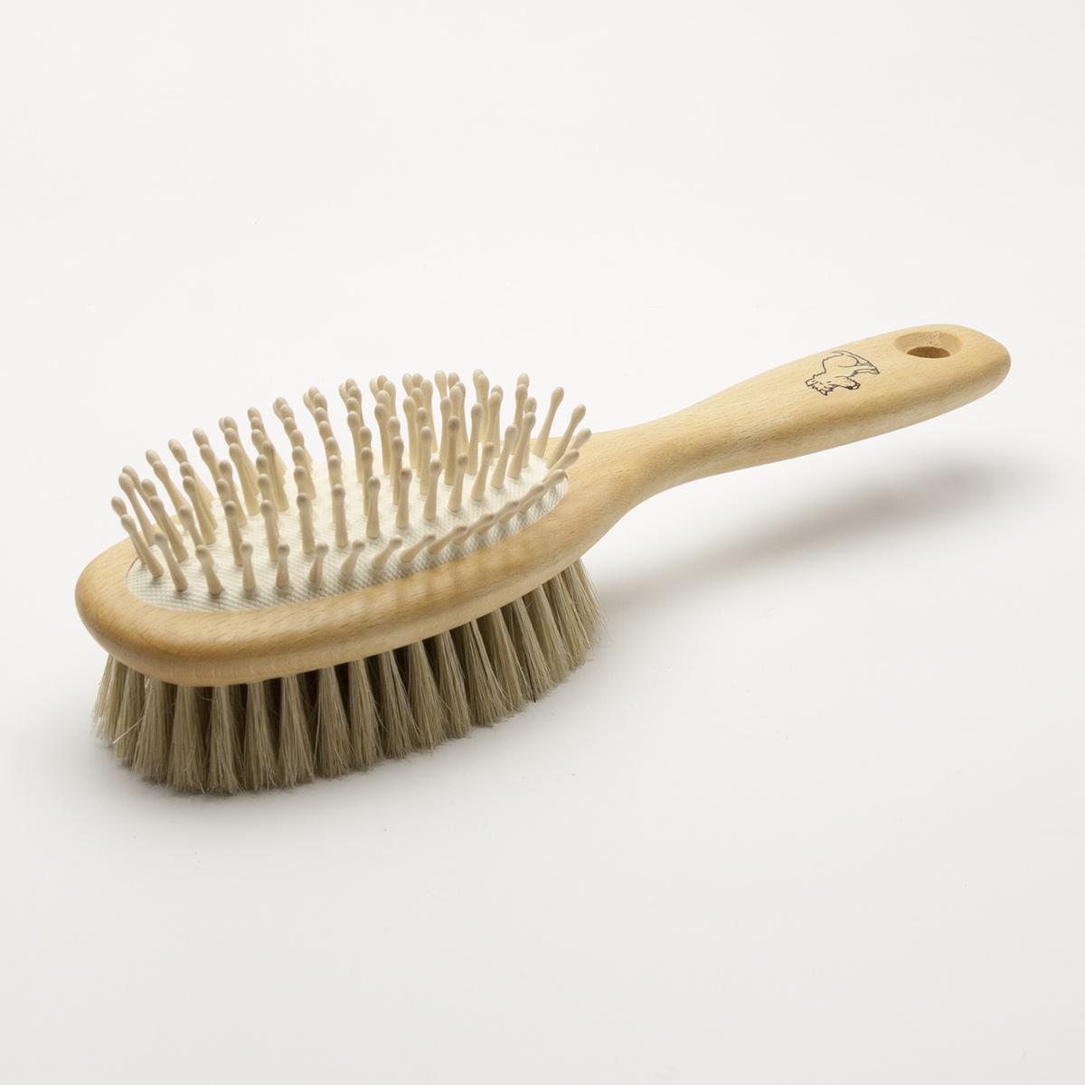 Redecker Hřeben z bukového dřeva pro psy, pro jemnou a citlivou srst 23,5 cm