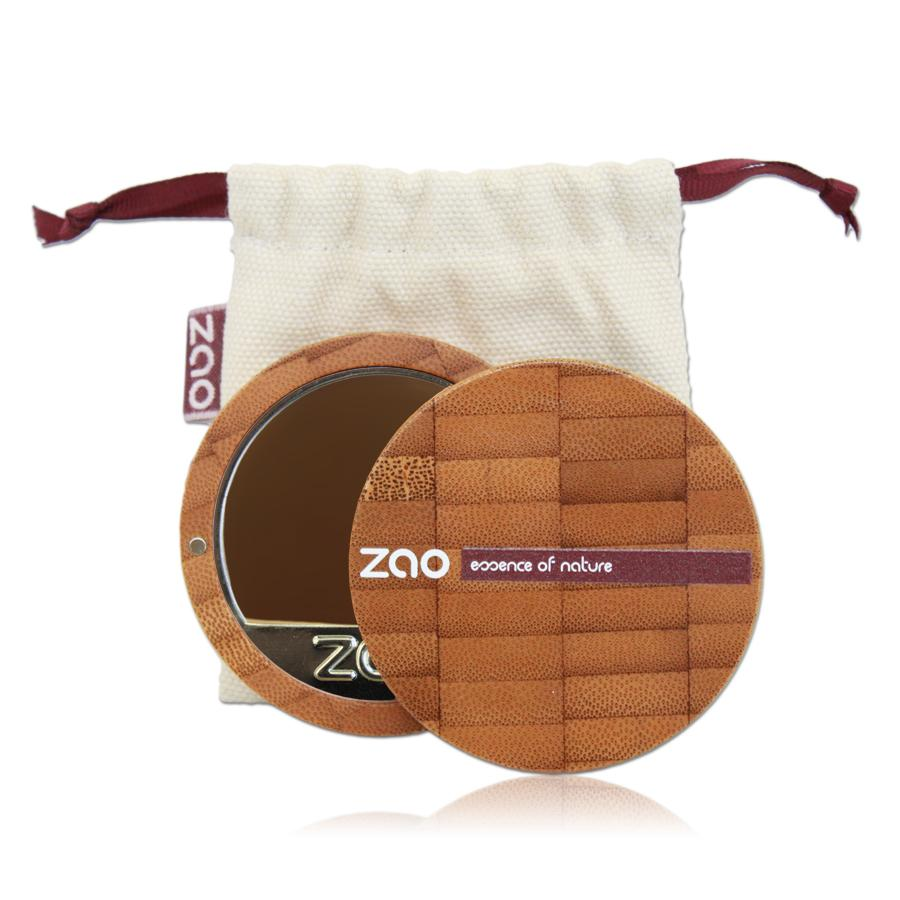 ZAO Kompaktní make-up 739 Carob 6 g bambusový obal
