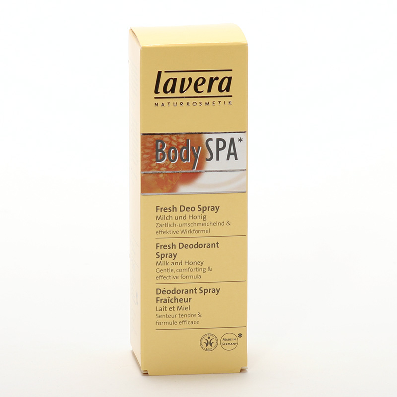 Lavera x Deodorant sprej mléko a med, Body Spa 50 ml