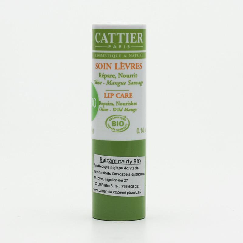 Cattier Balzám na rty 4 g