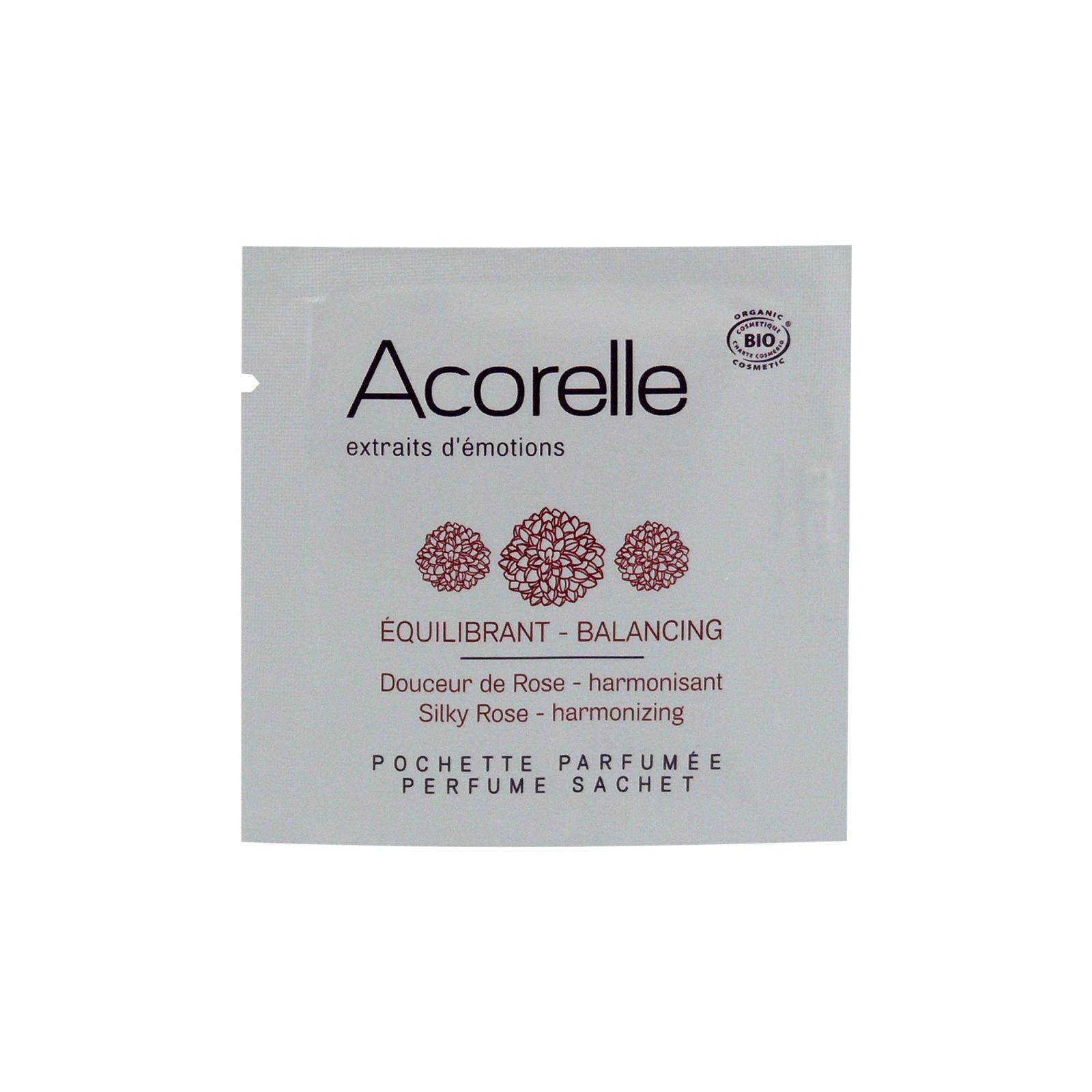 Acorelle Parfémová voda Růže 1,5 ml vonný kapesník