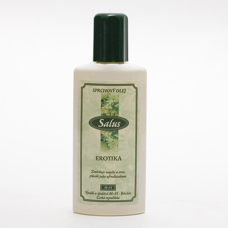 Saloos x Sprchový olej erotika 100 ml