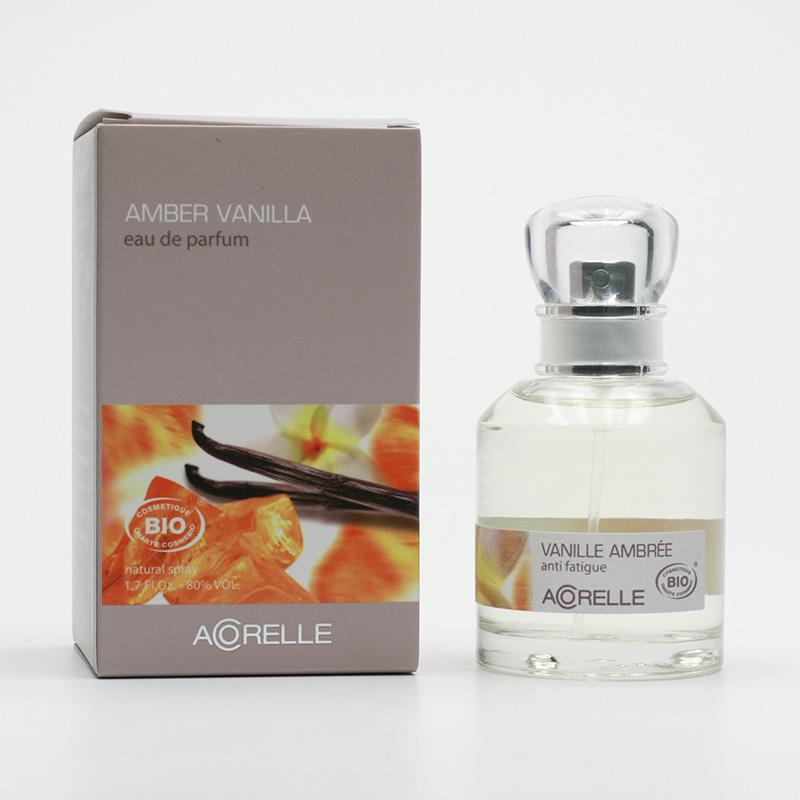 Acorelle Parfémová voda Vanilková ambra - vyřazeno 50 ml