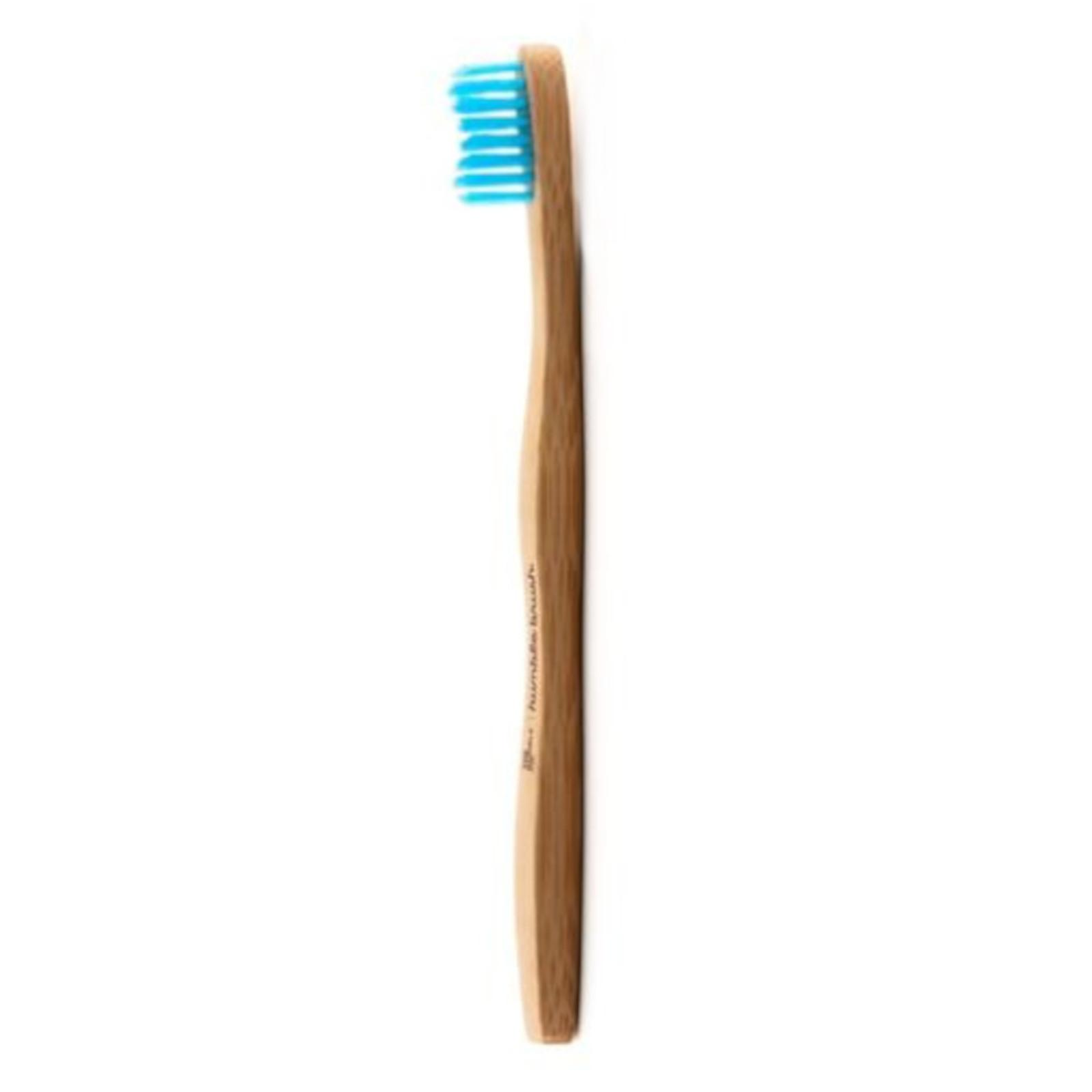 Humble Brush Dětský kartáček na zuby Ultra Soft (modrý) 1 ks