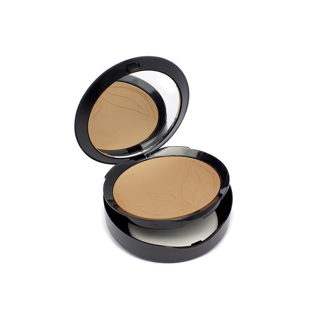 puroBIO cosmetics Kompaktní make-up 06 s SPF 10 9 g