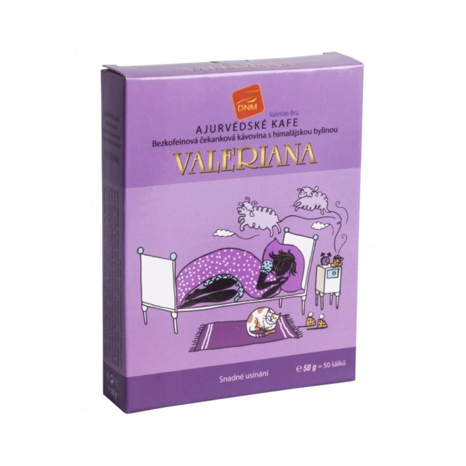 DNM Ájurvédské kafe Valeriana 50 g