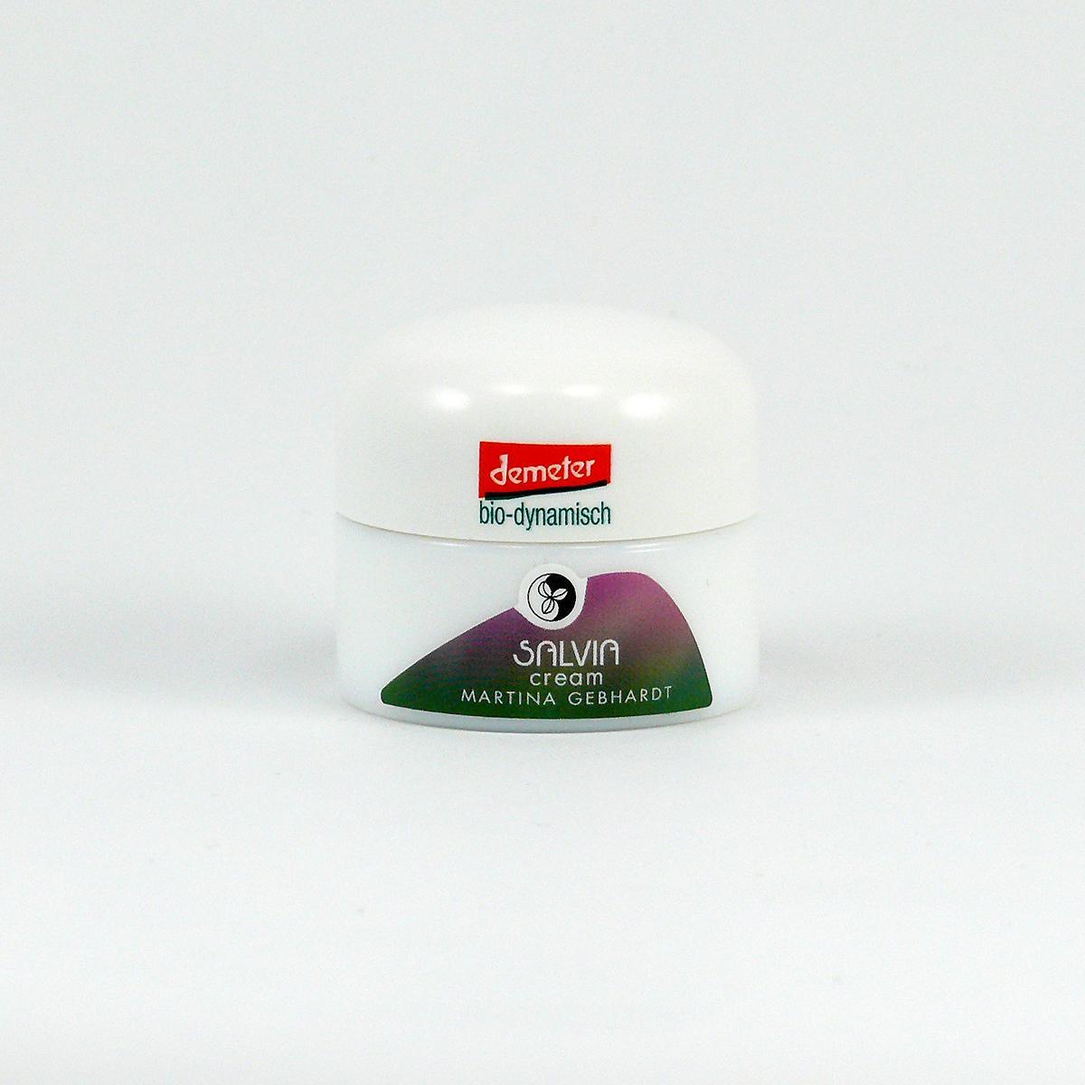 Martina Gebhardt Šalvějový krém, Salvia 15 ml