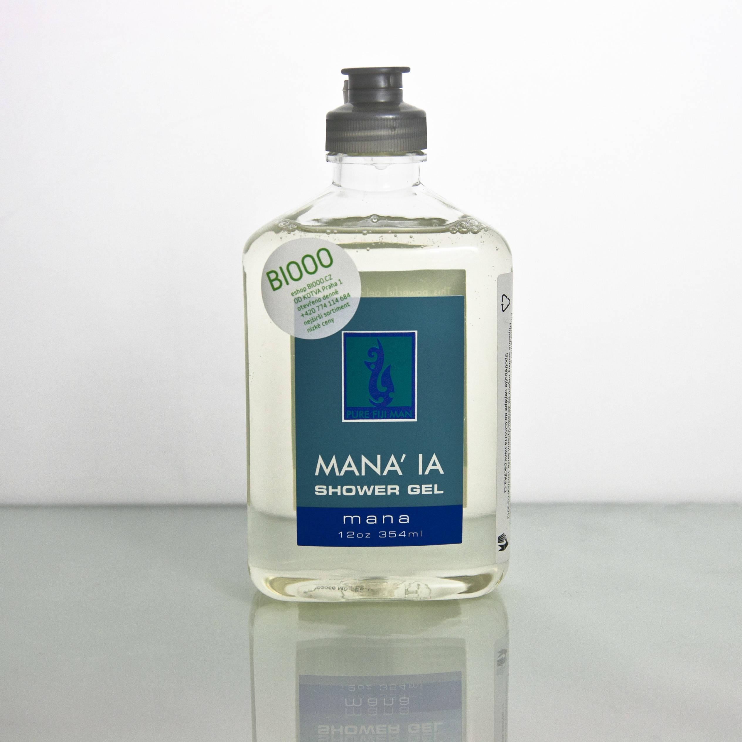 Pure Fiji Pánský sprchový gel Mana'ia 354 ml