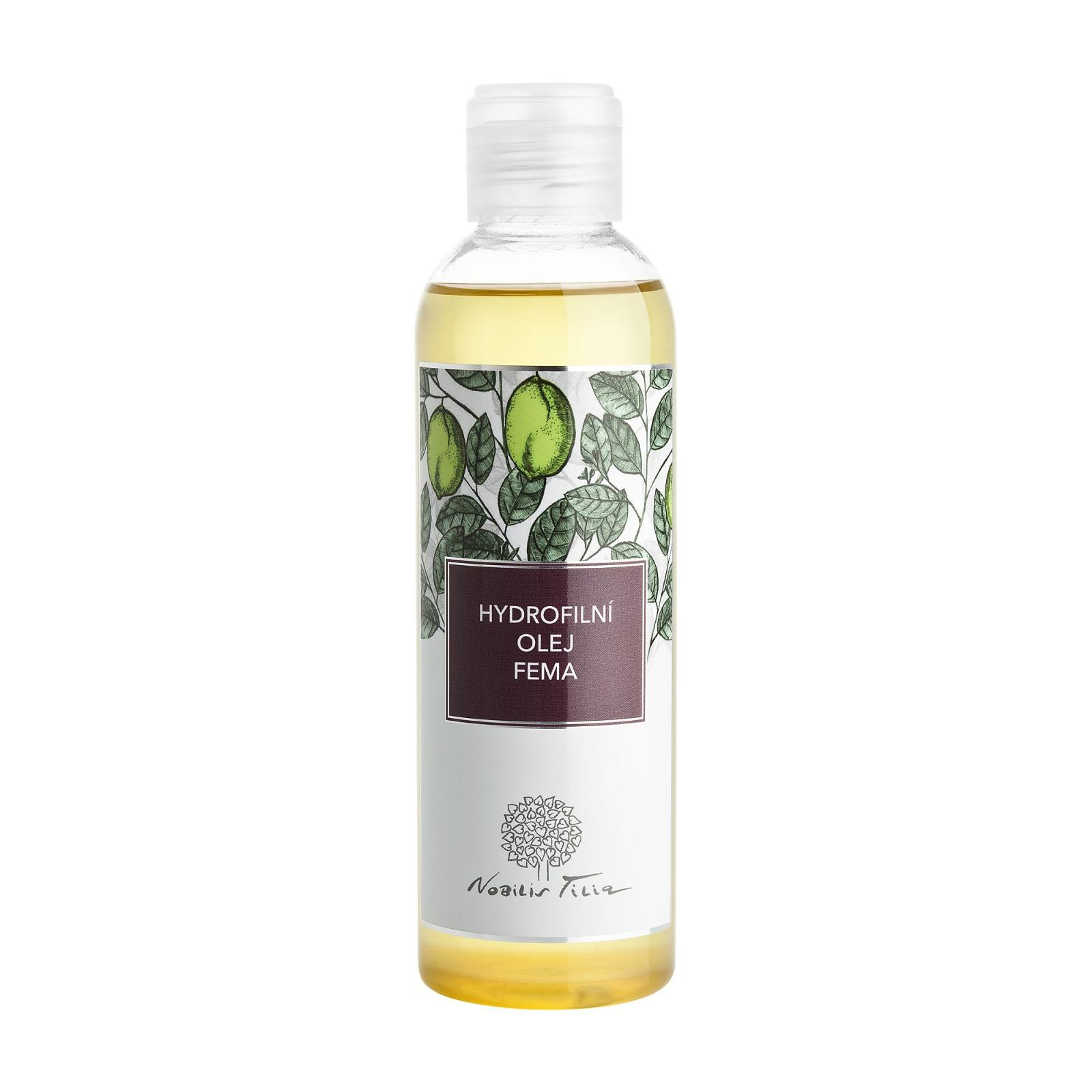 Nobilis Tilia Hydrofilní olej Fema 200 ml