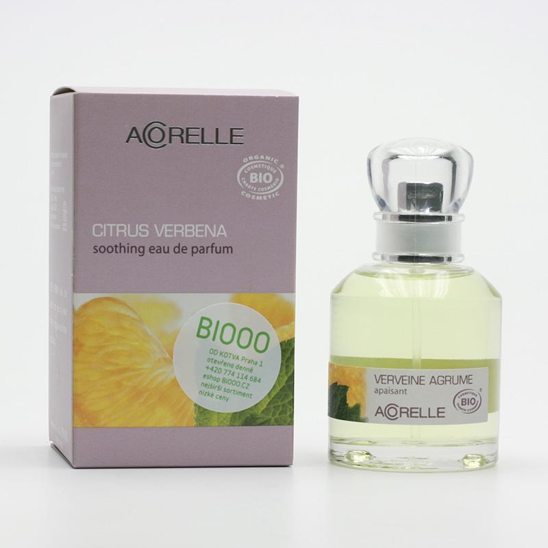 Acorelle Parfémová voda Verbenové citrusy - vyřazeno 50 ml