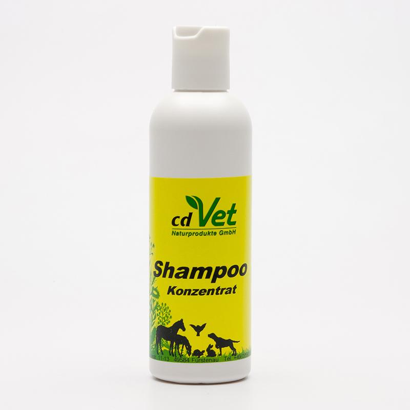 CdVet Šampon pro zvířata s čajovníkem, koncentrát 200 ml