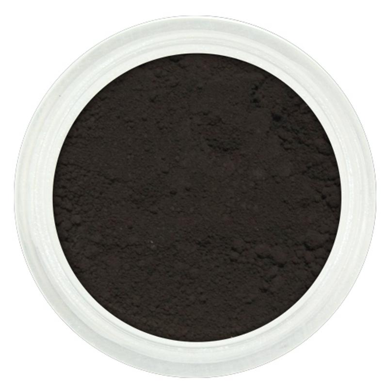 Everyday Minerals Minerální oční stíny Black Eyeliner 1,7 g