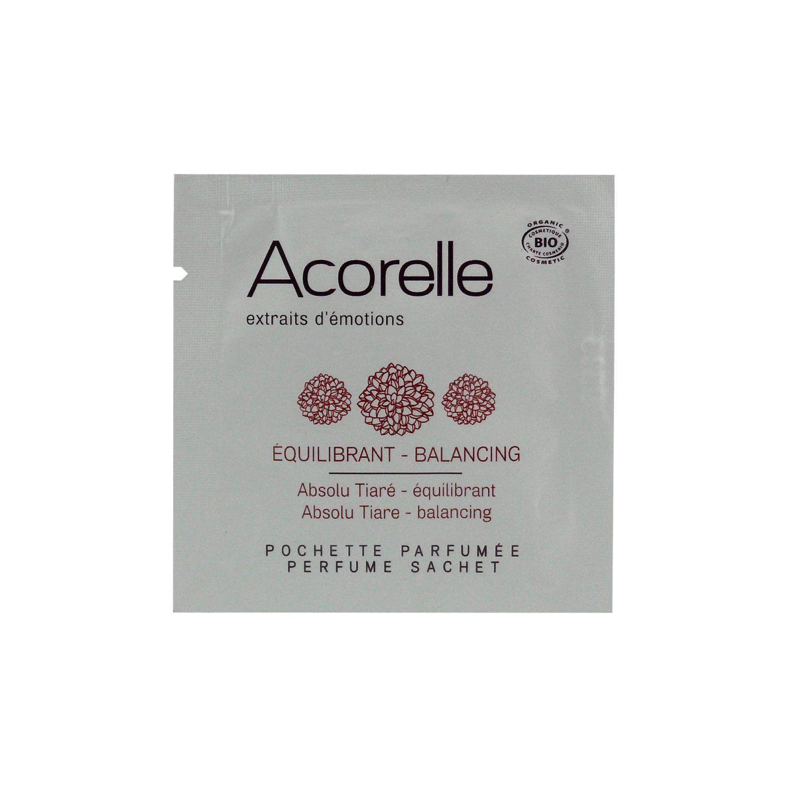 Acorelle Parfémová voda Tiaré 1,5 ml vonný kapesník