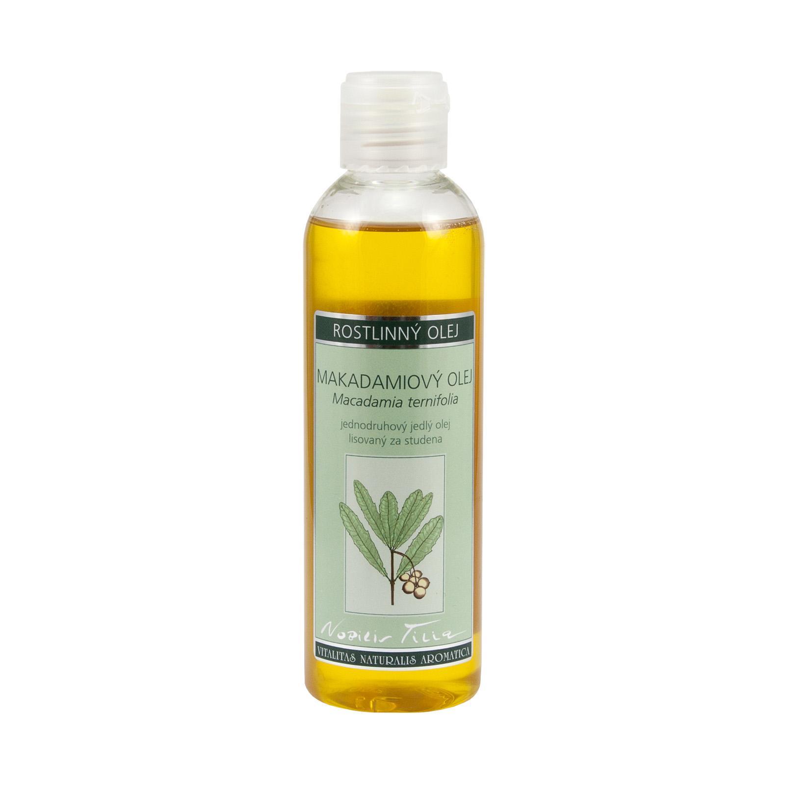Nobilis Tilia Makadamiový olej 200 ml