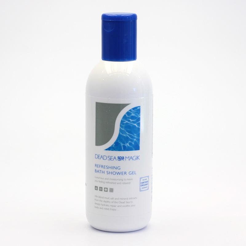 Spa Magik Sprchový gel osvěžující s minerály z Mrtvého moře 350 ml