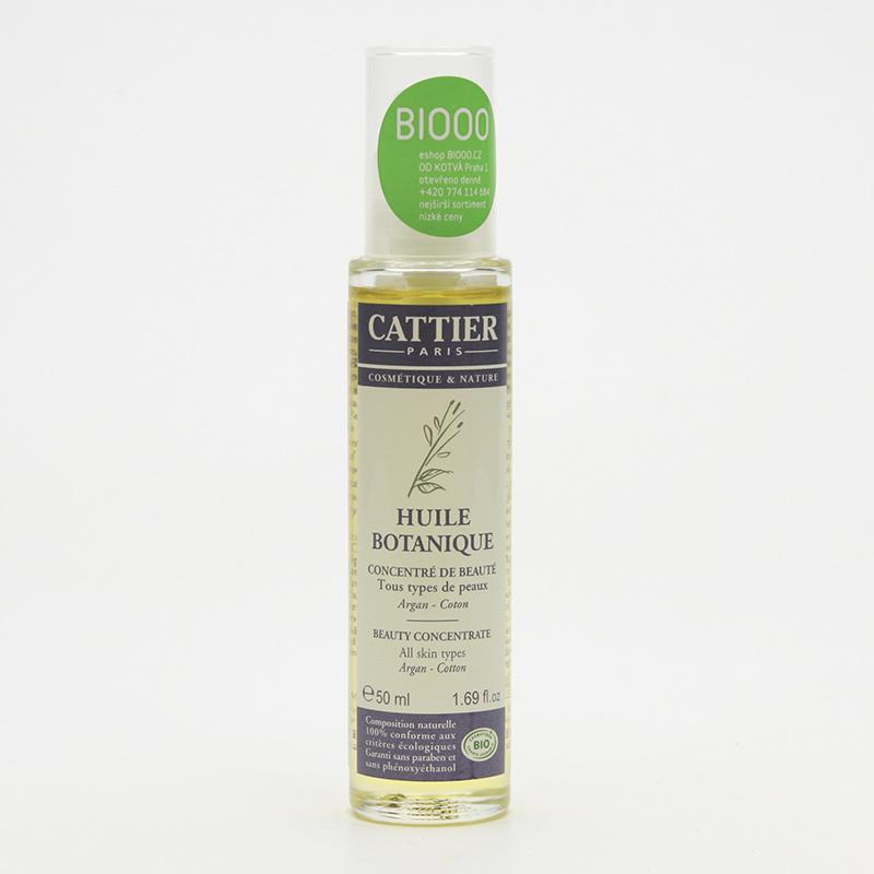 Cattier Pěstící olej Anti-Age 50 ml