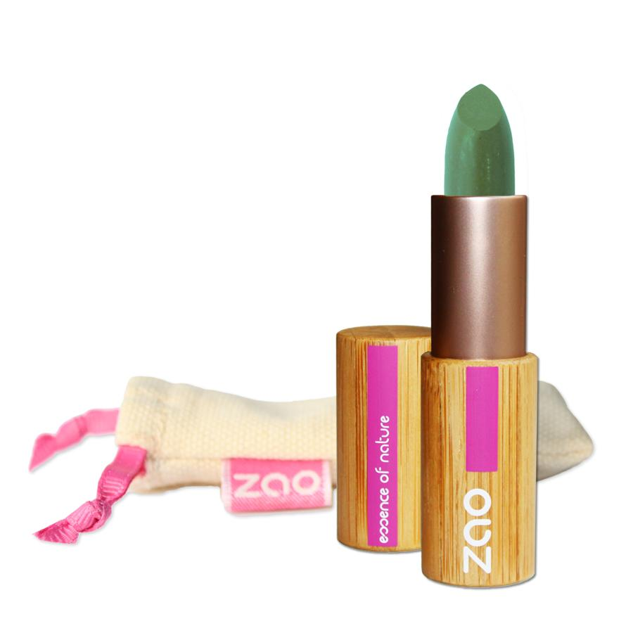 ZAO Korektor 499 Green Anti Red Patches 3,5 g bambusový obal